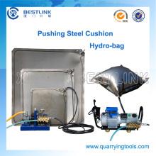 Feito em China alta qualidade aço coxim hidro Bag
