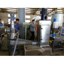 Granulador plástico PP / PE / PS da fábrica