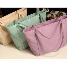 2015 Women New Checker Fashion Tote Bag (WH8015)