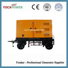 Shangchai 4-Takt-Motor 300kw Schalldichte Diesel-Generator