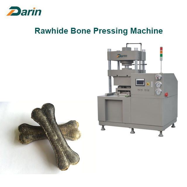 22 Fish Skin Rawhide Bone Pressing Machine