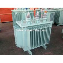 Three phase 100kva 11/0 433kv distribution transformer