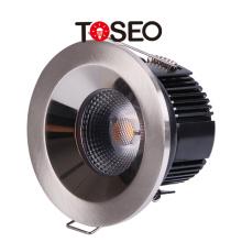 2021 Hot Sale  High Quality Anti-glare Die-Casting Aluminum WIFI Dimming LED Recessed Ceiling Light COB Mr16  Recessed Downlight