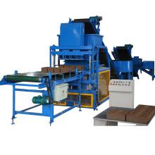 FL4-10 golden supplier compressed cement block/interlocking brick making machine
