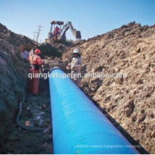 Visco elastic anticorrosion wrapping tape using for underground pipeline