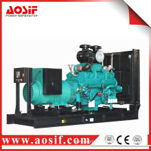 Aosif used generator set KTA38-G1 700kw 60Hz 3phase generator