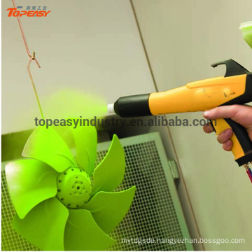 epoxy polyester powder coating for indoor and outdoor