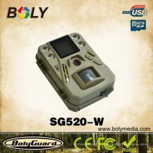 wifi 12MP 85ft gamme de détection 940nm faible lueur IR Wi-Fi SD Card caméras de chasse SG520 -W