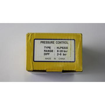 Pressure Switch Low Pressure Control