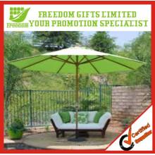 Benutzerdefinierte hochwertige Garten Regenschirm