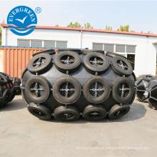 O pára-choque de borracha marinho inflável / pneumático CCS de Yokohama do barco do barco