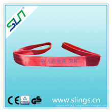 5tx3m 100% Polyester Lifting Webbing Sling with Ce GS Certificate