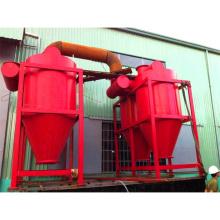 Colector de polvo sólido general pequeño de incinerador de residuos para la venta