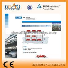 Vente chaude DEAO Automobile Dumbwaiter Lift