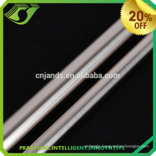 Low price moderm metal painted curtain pipe