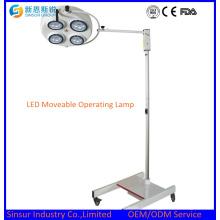 Светодиодная подвижная бесшумная рабочая лампа 500