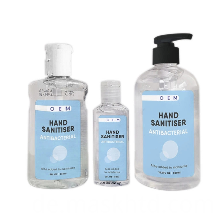 disinfectant hand sanitizer