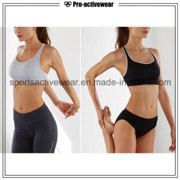 OEM atacado Sublimação Yoga impressão personalizado Sport Bras