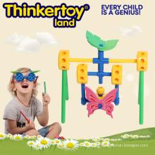Beautiful Faery Swing Model Education Toys for Children