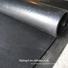Rhombus Shape Stable Cow Rubber Sheet / Mat