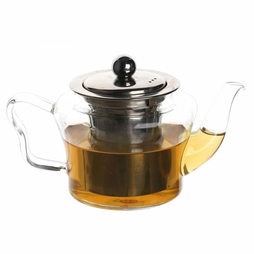 Glass Teapot to Cooking Tea1