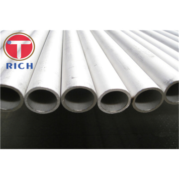 Torich Food Grade Duplex Stainless Steel Pipe Tube Price For Oil and Chemical