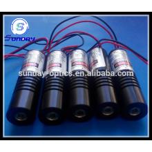 Ligne Module laser bleu-violet 405nm 1mw à 200mw