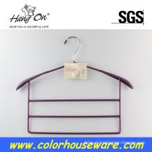 Gancho do metal colorido para bolsas em casa