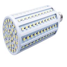 Lámpara de la lámpara del bulbo del maíz de Dimmable E27 B22 165PCS 5050 SMD LED