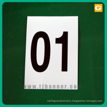 Custom printing personalized reflective sticker sheets