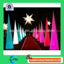inflatable cone inflatable star inflatable lighting cone for advertising