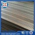 Feinperforierte Stahlprodukte