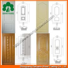 3mm White Primer Door Skin of Banyans