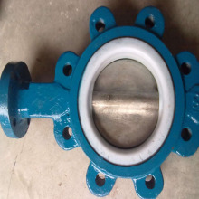 Soft Sealed Butterfly Valve