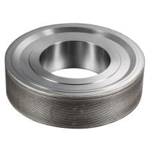Bloque de precisión de la rueda de pulido grueso