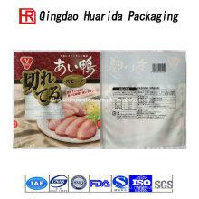 Ламинирование Мяса Упаковка Мешок Пластиковые Мешки Еды Упаковывая