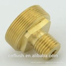 CNC lathe turning brass turning parts