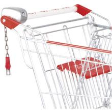 Qualidade superior exclusivo supermercado moeda bloqueio/cofre fechadura/moeda operado bloqueio