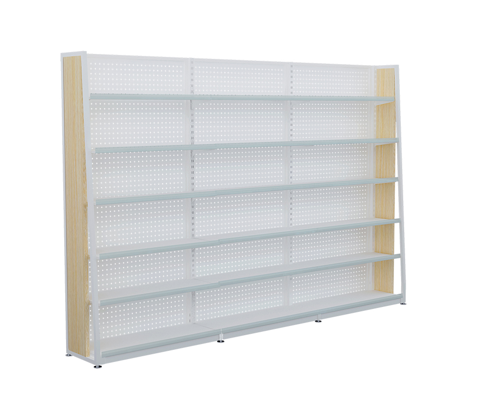 Single Sided Display Racks