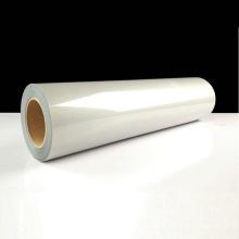 folha reflexiva da transferência de calor do estiramento branco de prata