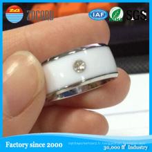 Bague Custom NFC Smart Phone