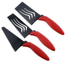 Набор ножей для сыра из нержавеющей стали 3шт