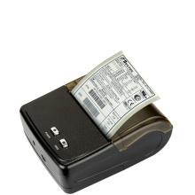 Impressora térmica portátil de etiquetas para remessas Bluetooth