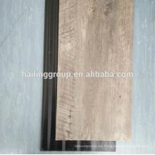Vinilo de bloqueo Dry Back Loose Lay PVC LVT LVP WPC SPC Vinyl Floor RVP Vinilo rígido de acero