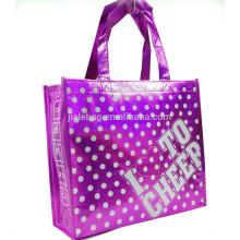 портативные PP Non сплетенный выдвиженческий мешок металлические рекламные сумки