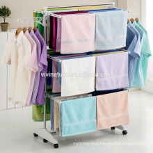3 tiers Compact Storage Drying Rack and Clothes rack storage
