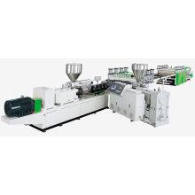 PVC WPC Core foaming board extrusion line