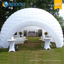 Gazebo gonflable Folding Star Dome Tents Wedding Inflatable Floating Tent