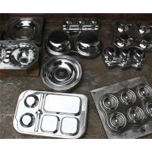 Moldes personalizados da compressão da louça da melamina (MJ-019)