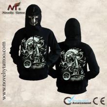 HM-100210 black hoodie
